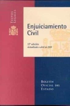 Titantitan.mx Enjuiciamiento Civil (17ª Ed.) Image