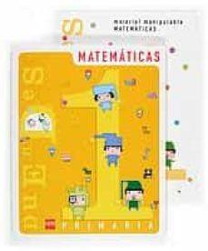 Officinefritz.it Matematicas 1 (1º Educacion Primaria) (Proyecto Duendes) Image