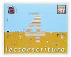 Concursopiedraspreciosas.es Ectoescritura I (Nivel 4): Pauta (4 Años. Educacion Infantil)(e Image