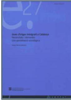 Inmaswan.es Joves D Origen Immigrant A Catalunya (Col. Estudis) Image
