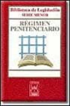 Eldeportedealbacete.es Regimen Penitenciario (5ª Ed) Image