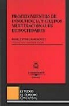Encuentroelemadrid.es Procedimientos De Insolvencia Y Grupos Multinacionales De Socieda Des Image