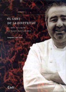 Permacultivo.es El Mon Culinari De Santi Santamaria Image