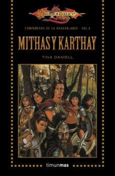 Permacultivo.es Mithas Y Karthay Nº 6 ( Dragonlance: Compañeros De La Dragonlance ) Image