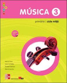 Titantitan.mx Musica 3º Primaria Llibre Alumne Image