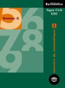 Debatecd.mx Quadern Matematiques Nº 5 Nombres Ii Eso 2n Cicle Image