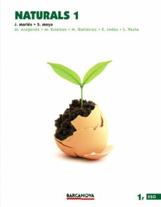 Upgrade6a.es Naturals 1 Eso. Llibre De Coneixements Ed 2013 Cataluña/baleares Catala Image