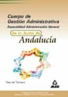 Chapultepecuno.mx Gestion Administrativa De La Administracion General De La Junta D E Andalucia: Test Image