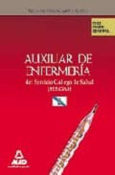 Mrnice.mx Auxiliares De Enfermeria Del Servicio Gallego De Salud (Sergas). Test Parte General Image