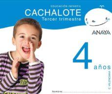 Encuentroelemadrid.es Cachalote 4 Años. Tercer Trimestre. Comunidad Valenciana Educación Infantil 3-5 Años Image