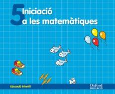 Emprende2020.es Inf 4 Anys Inic. Matemàtiques C5 (Cat) Image