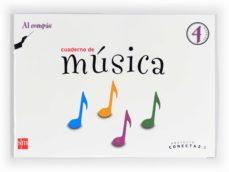 Vinisenzatrucco.it Cuaderno Musica Al Compas Conecta 2.0 2012 4º Primaria Image