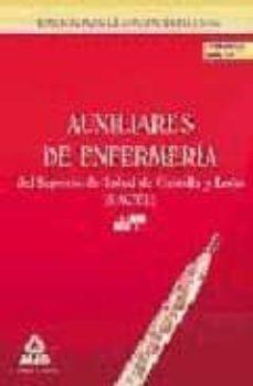 Padella.mx Auxiliares De Enfermeria Del Servicio De Salud De Castilla Y Leon (Sacyl): Temario (Vol. Ii) Image