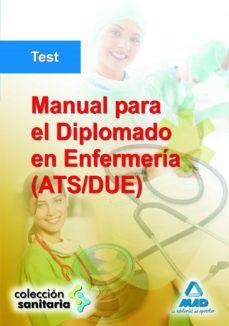Libros digitales gratis para descargar. MANUAL PARA EL DIPLOMADO EN ENFERMERIA (ATS/DUE ) iBook RTF 9788467632484 de  en español