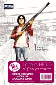 Geekmag.es Pack Iniciacion I Am A Hero 1 Y 2 Image