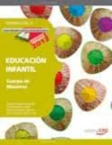 Chapultepecuno.mx Cuerpo De Maestros. Educacion Infantil. Temario Vol. Ii (Temario 2012) Image