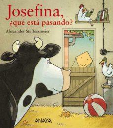 Treninodellesaline.it Josefina, ¿Que Esta Pasando? Image