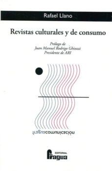 revistas culturales y de consumo-rafael llano-9788470744884