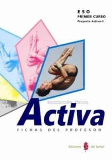 Cronouno.es Activa-3. Educacion Fisica. Primer Curso. Fichas Del Profesor Image