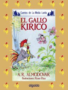 el gallo kiriko-antonio rodriguez almodovar-9788476470084