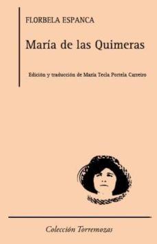 maria de las qimeras-florbela espanca-9788478395484