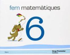 Encuentroelemadrid.es Mes Matematiques 6 Catala 5 Anys (Fitxes Treball 1) Image