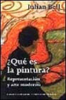 Bressoamisuradi.it ¿Que Es La Pintura?: Representacion Y Arte Moderno Image