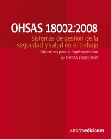 iso 18001 pdf español descargar