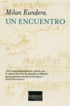 Descargas gratuitas de libros de texto de audio UN ENCUENTRO 9788483834084 (Spanish Edition)