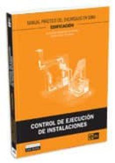 control de ejecucion de instalaciones-9788484063384