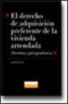 Curiouscongress.es El Derecho De Adquisicion Preferente De La Vivienda Arrendada: Do Ctrina Y Jurisprudencia Image