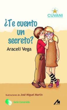 ¿te cuento un secreto?-araceli vega-9788484110484