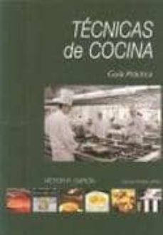tecnicas de cocina-victor garcia vicente-9788484510284