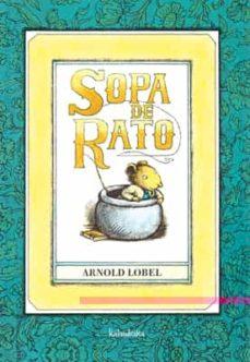 sopa de rato-arnold lobel-9788484642084