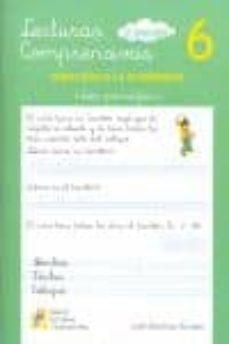 Ojpa.es Lecturas Comprensivas 6 (2ª Ed.) Image