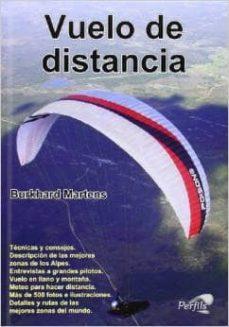 vuelo de distancia + plano-burkhard martens-9788487695384