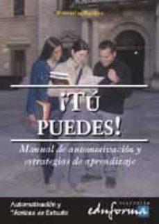 Chapultepecuno.mx Tu Puedes: Manual De Automotivacion Y Estrategias De Aprendizaje Image