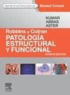 Descargar ebook gratis archivos pdf ROBBINS Y COTRAN. PATOLOGÍA ESTRUCTURAL Y FUNCIONAL, 9ª ED.