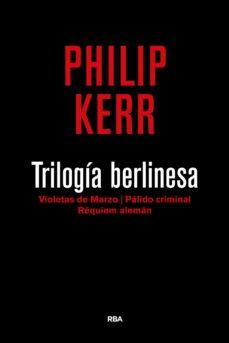 Cdaea.es Trilogia Berlinesa (Contiene: Violetas De Marzo; Palido Criminal; Requiem Aleman) Image