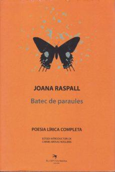 Cdaea.es Joana Raspall. Poesia Lírica Completa Image