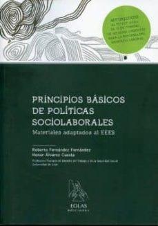 Curiouscongress.es Principios Basicos De Politicas Socioloborales: Materiales Adapta Dos Al Eees Image