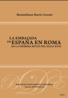 Cdaea.es La Embajada De España En Roma En La Primera Mitad Del Siglo Xviii Image