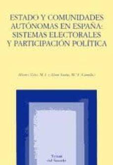 Padella.mx Estado Y Comunidades Autonomas En España: Sistemas Electorales Y Participacion Politica Image