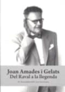 Upgrade6a.es Joan Amades I Gelats: Del Raval A La Llegenda Image