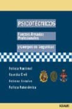 Milanostoriadiunarinascita.it Fuerzas Armadas Profesionales Y Cuerpos De Seguridad: Psicotecnic Os Image