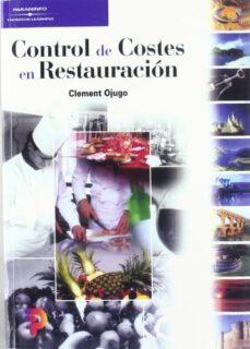control de costes en restauracion-clement ojudo-9788497320184