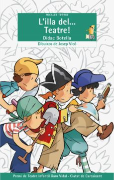 Ibooks descargas L  ILLA DEL... TEATRE! iBook 9788498246384