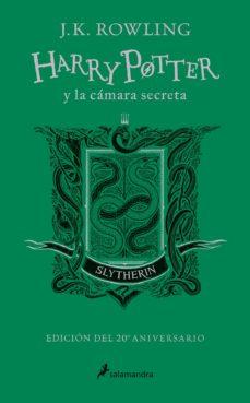 Lofficielhommes.es Harry Potter Y La Camara Secreta (Slytherin - Cono Sur) Image