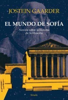 el mundo de sofía (ebook)-jostein gaarder-9788498415384