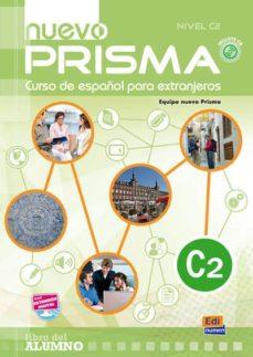 Descargar libros electrónicos gratis para iPad 2 NUEVO PRISMA C2 - LIBRO DEL ALUMNO + CD